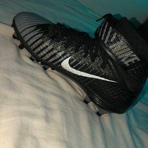 Nike snakeskin cleats